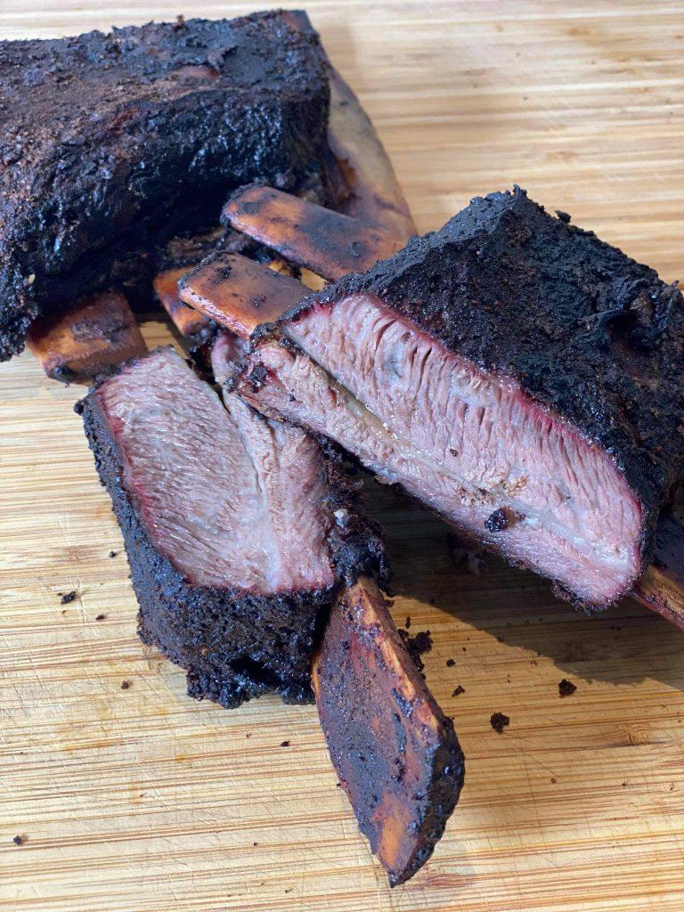 juicy beef short ribs