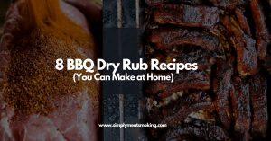 8 BBQ Pitmaster Dry Rub Recipes