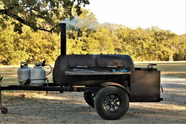 DIY Propane Tank Smoker