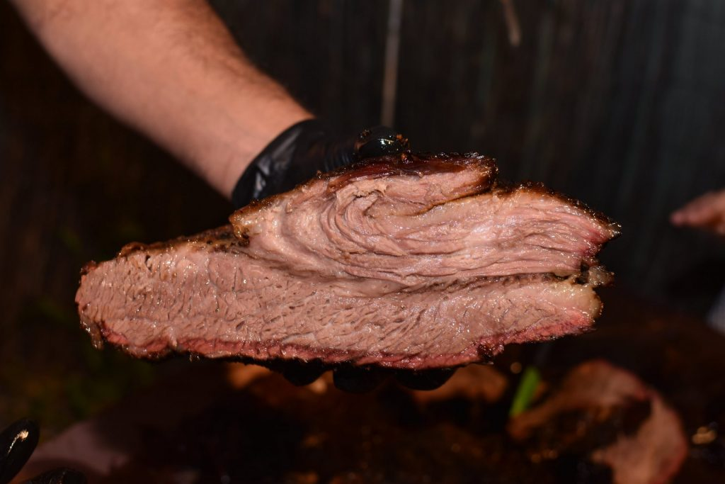 good meat to smoke is brisket