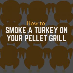 my pellet grill turkey recipe