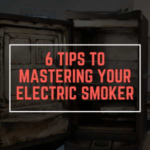 how to cook with an electric smoker for our 4th july cookout