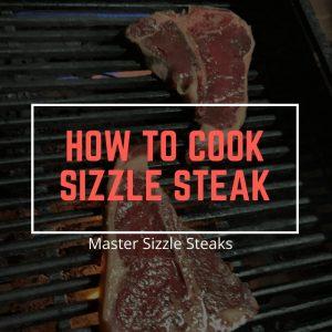 beef sizzle steak