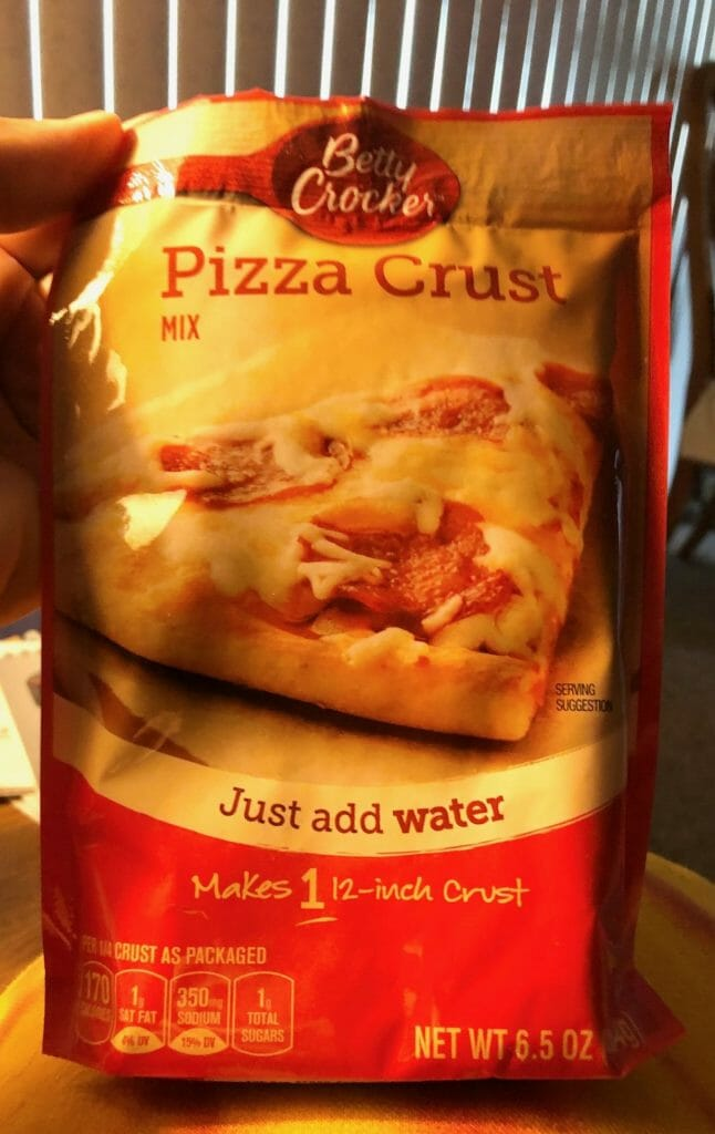 amking masa de pizza para pizza ahumada