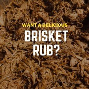 my yummy rub for brisket