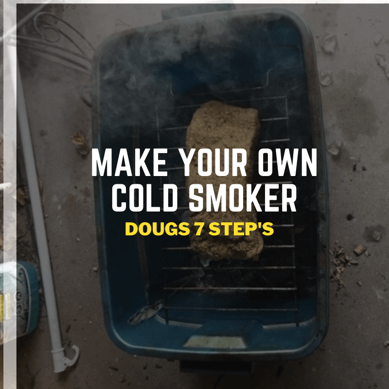 how to build a cold smoke generator