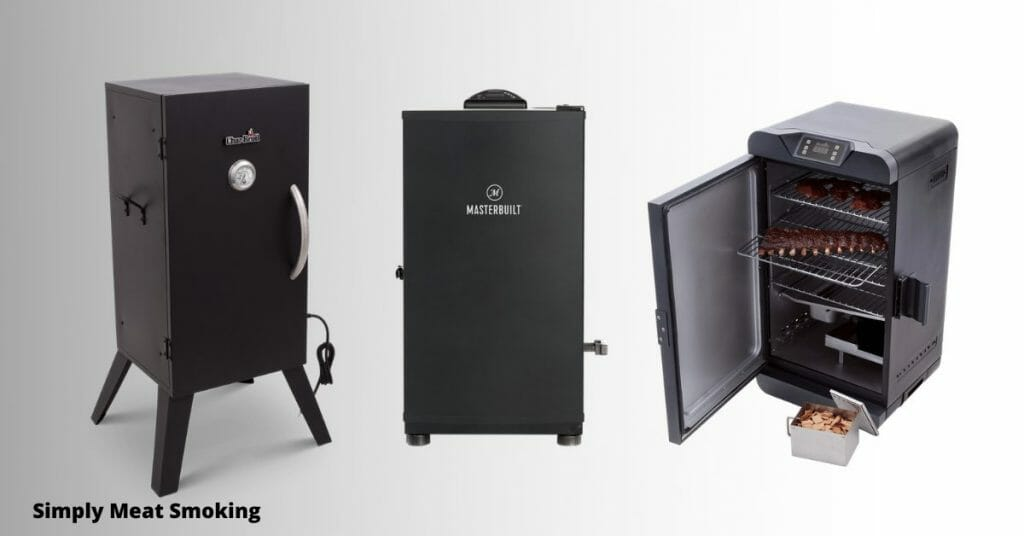 3 of my favorite electric smokers this year
