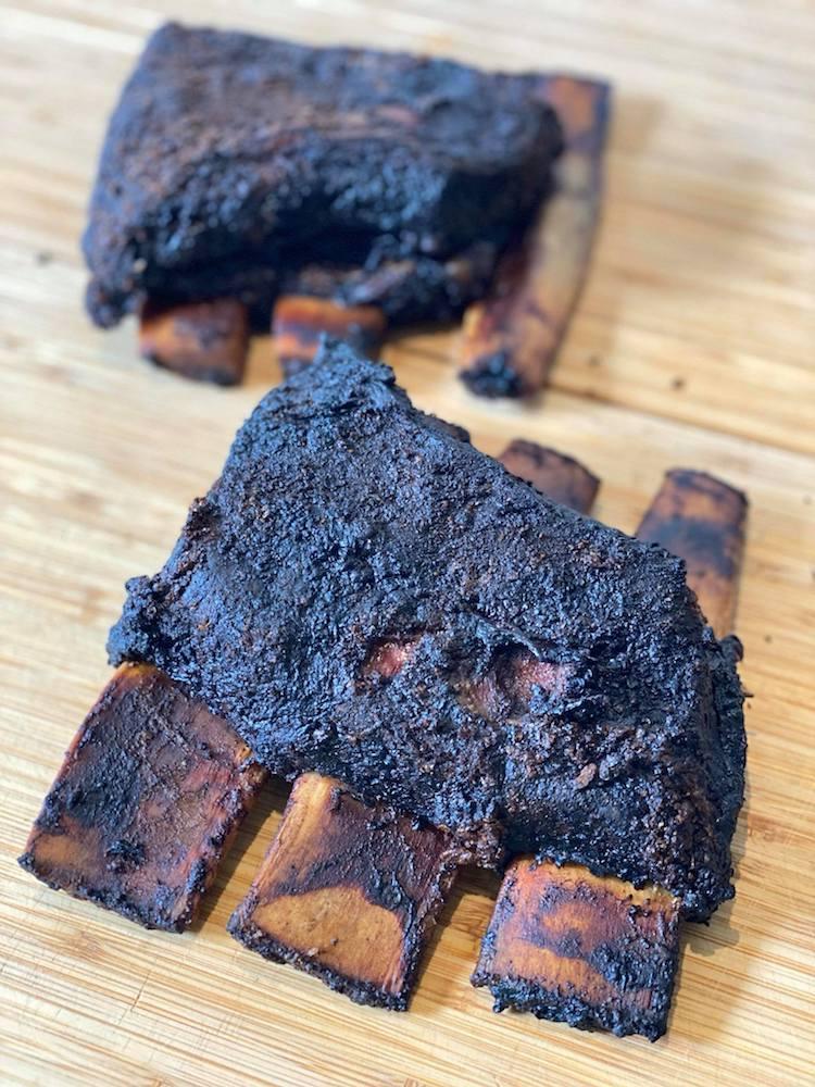 beef ribs is a brisket alternative cuts