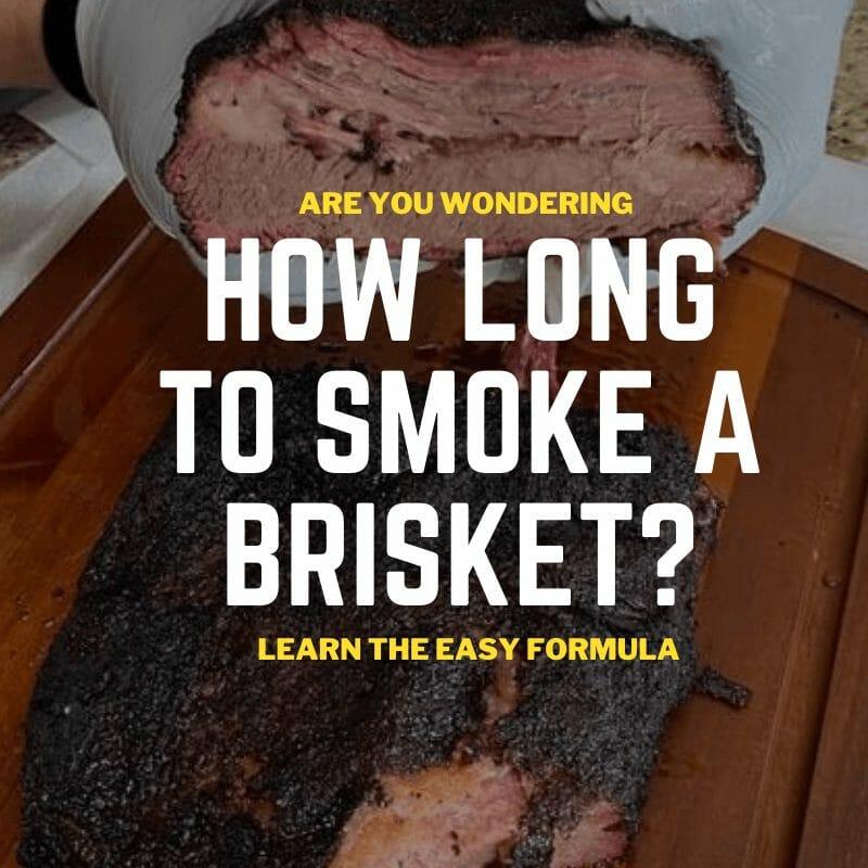 how long to smoke a brisket(1)