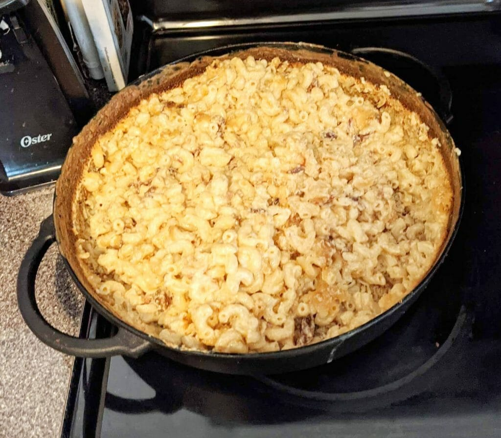 grilled mac n cheese