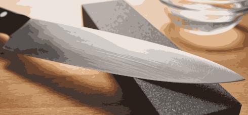 sharpening bock